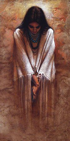 Necessary Native american women fantasy art